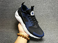 Мужские кроссовки Nike Air Huarache Ultra Premium 819685-403 Blue-White, фото 1