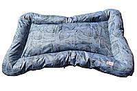 Лежак для собак  DIEGO (100 х 130 см) джинс