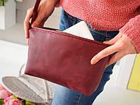 Женская кожаная сумка Лорелея | BB-898066 | Handmade