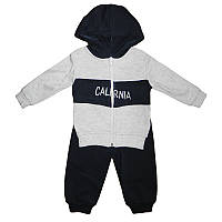 Комплект для мальчика   6м.-1,5года (74-92) кофта+штаны арт.145