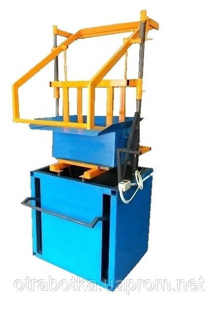 Стационарный станок для производства арболита, фото 1
