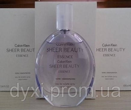 fa7f744f8d361 Calvin Klein Sheer Beauty Essence 100ml Тестер купить в Киеве ...