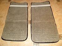 Автомобильная накидка шерстяная, цвет серый, размер 110 на 55 см