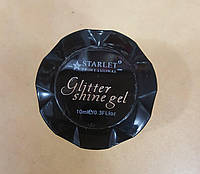 Глитерный гель для ногтей Starlet Professional
