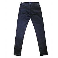 Штаны для девочек синие 13-16лет.(158-176) арт.7055.3