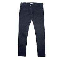 Штаны для девочки синие 9-12лет(134-152) арт.6750.3