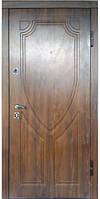 Двери входные Евро Дверь Evro Door 864 Vinorit дуб темный (2050×960мм)