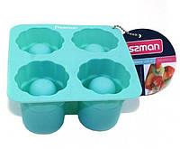 Формы силиконовые для льда и мороженого аквамарин Fissman (BW-6721.PH)
