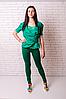 Лосины Losinelli женские зеленый В00173