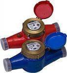 Счетчик воды крыльчатый многоструйный MTK-UA ду 25, фото 1