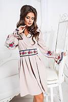 Топовое платье с фотопечатью