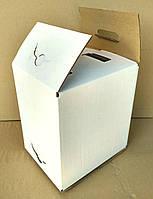 Коробка 20 л Бег ин бокс  белая)