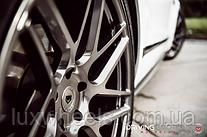 Bentley Bentayga на дисках Vossen VPS-315T