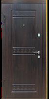Двери входные Евро Дверь Evro Door 986 Vinorit коньячный орех (2050×960мм)
