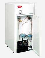 Котел Данко-8 автоматика Каре (Польша) газовый напольный стальной, завод Агроресурс, Украина