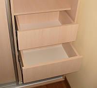 Ящики выдвижные для шкафов купе