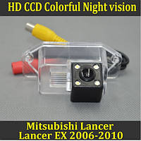 Камера заднего вида (Sony CCD) для Mitsubishi Lancer 10 Lancer EX