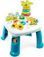 Детский игровой стол Cotoons Цветочек (синий), Smoby Toys