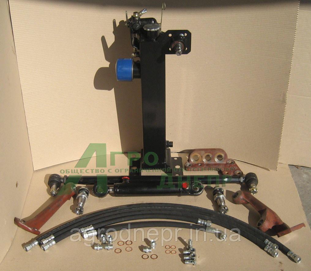 Комплект переоборудования рулевого управления МТЗ-82. ГОРУ МТЗ-82 с краном блокировки (без насос-дозатора)