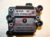 Модуль зажигания катушка ВАЗ 2108-21099 2110-2112 4 контакта Омега Москва оригинал 42.3705