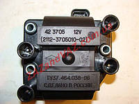 Модуль зажигания катушка ВАЗ инжектор 4 контакта Омега Москва оригинал 42.3705
