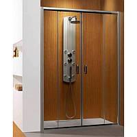 Раздвижная дверь в нишу Radaway Premium Plus DWD 1500 (1472-1515х1900) прозрачная/хром (33393-01-01N)