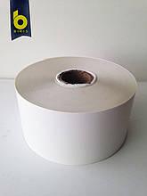 Лента (фольга) горячего тиснения (hot stamp foil) 50х183 белый
