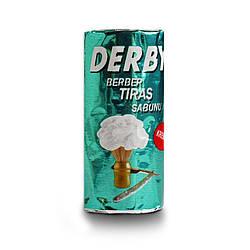 Мыло для бритья Derby (стикер)  75 г.