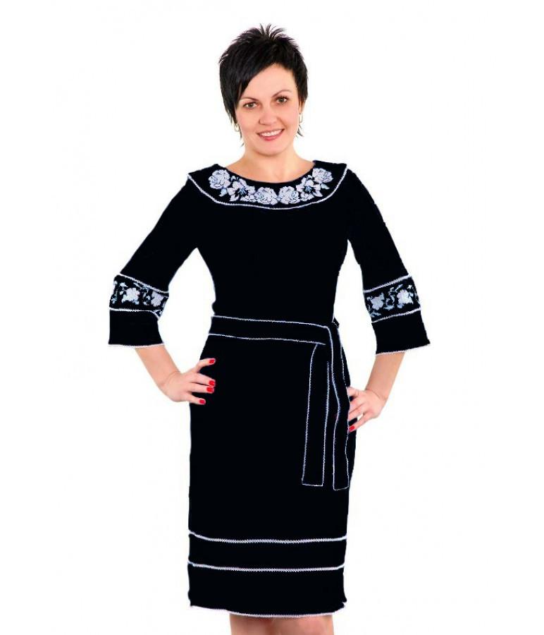 Сукня жіноча. Вишиті сукні. Плаття жіночі. Сучасні вишиті сукні.