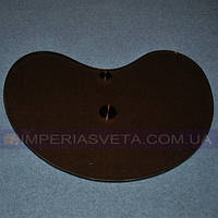 Стол для торшера стеклянный IMPERIA  LUX-362055