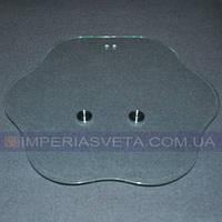 Стол для торшера стеклянный IMPERIA  LUX-402514