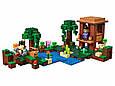 """Конструктор лего майнкрафт Аналог Lego Minecraft Bela 10622 """"Хижина ведьмы"""" 508 дет, фото 4"""