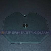 Стол для торшера стеклянный IMPERIA  LUX-362056