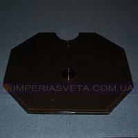 Стол для торшера стеклянный IMPERIA  LUX-434106