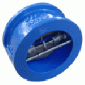 Клапаны обратные межфланцевые подпружиненные GVD Ру 16