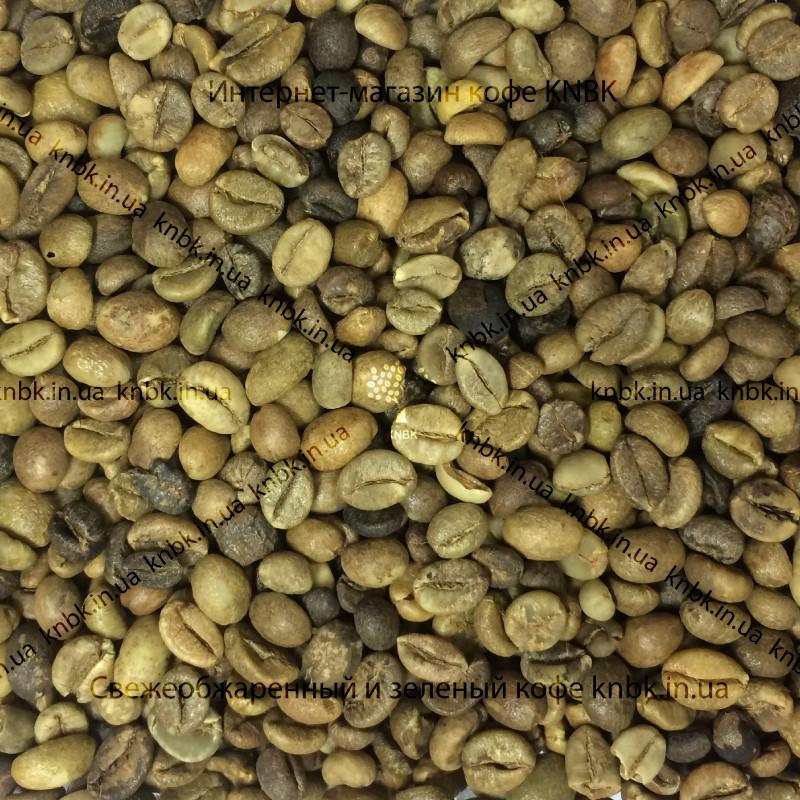 Робуста Гвинея (Robusta Guinea Nimba) 200г. ЗЕЛЕНЫЙ кофе