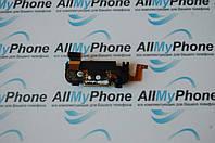 Шлейф с коннектором зарядки в сборе с антенной и звонком для Apple iPhone 3GS White