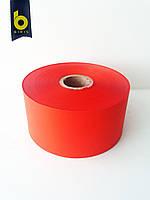 Лента (фольга) горячего тиснения (hot stamp foil) 50х183 оранжевый