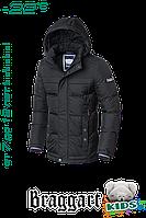 Куртка зимняя детская для мальчика Braggart Kids 6145B