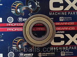 Подшипник CX 6204 2Z (20x47x14) однорядный