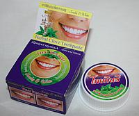 Отбеливающая зубная паста Thai Kinaree на основе натурального масла Гвоздики