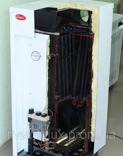 Теплообменник в газовом котле данко теплообменники промышленые