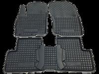 Автомобильные коврики в салон для Opel Zafira D  (5 мест) (с 2011г) Avto-gumm