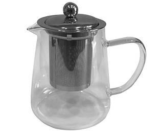 Чайник заварочный стекло 700 мл