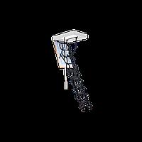 Лестница чердачная Flex Termo Metal Box Oman высота 290 см. 80х60 см