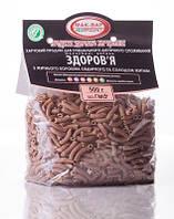ДИЕТИЧЕСКИЕ макароны «ЗДОРОВЬЕ» №7 из ржаной муки крупного помола и проросшим зерном (солодом) (0,5 кг)