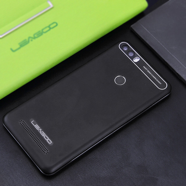 Дизайн корпуса Leagoo KIICAA Power