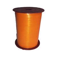 Лента оранжевая (пастель)