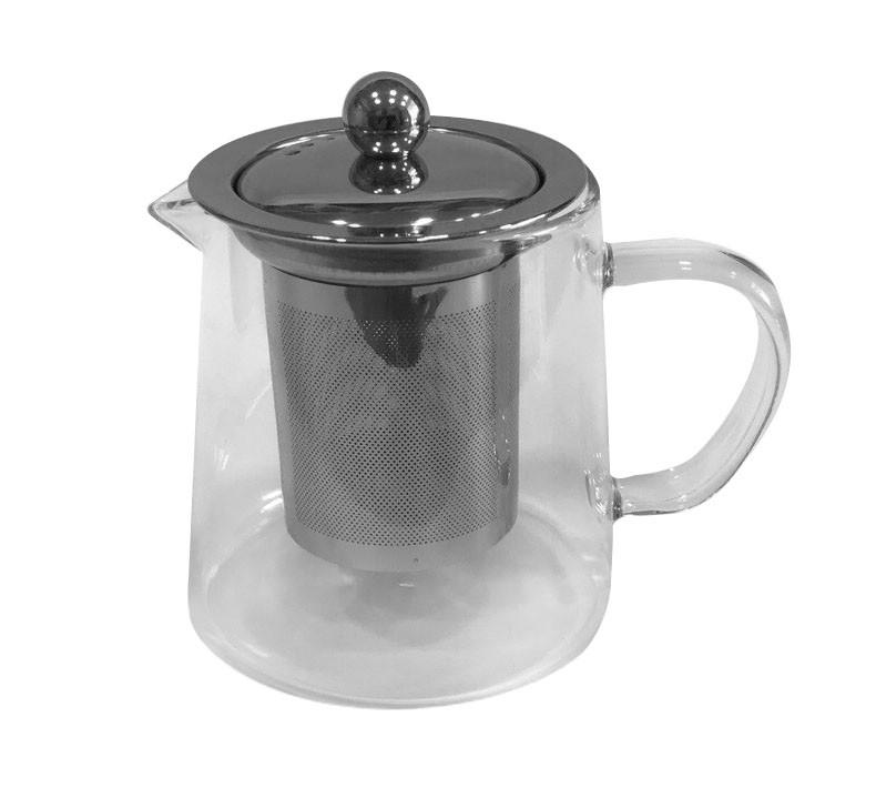 Чайник заварочный стекло 600 мл