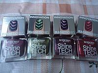Deborah быстросохнущий лак для ногтей Shine Tech 3 цвета
